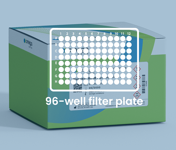 E-Z 96® Tissue DNA Kit