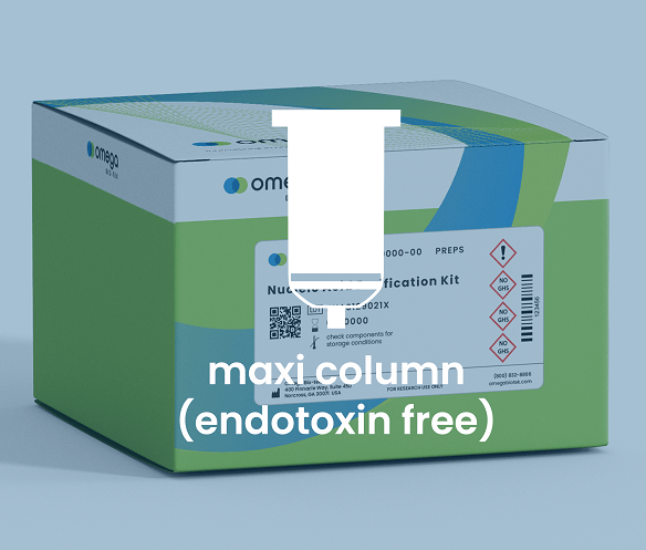 E Z N A ® Endo-Free Plasmid Maxi Kit