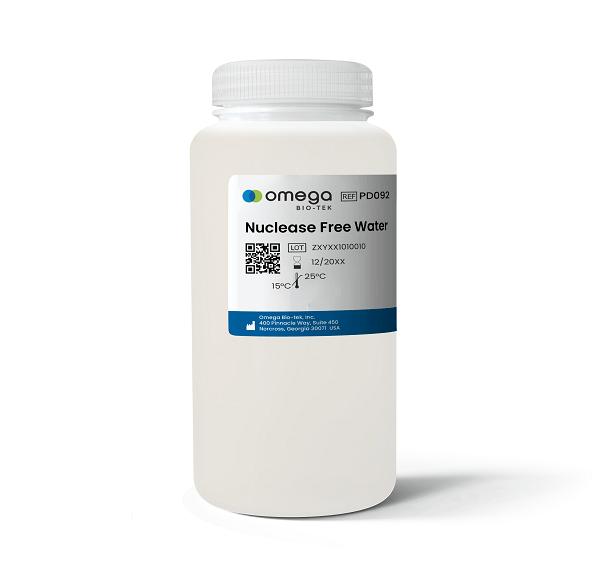 Nuclease Free Water Omega Bio Tek
