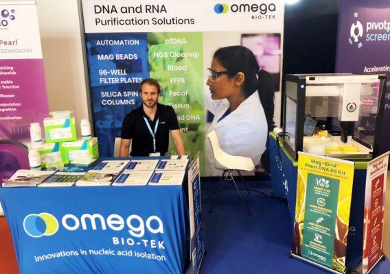 SLAS Europe 2019 | Omega Bio-tek